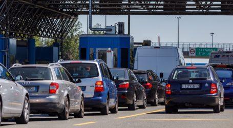 HAK: Pojačan promet na većini cesta u smjeru mora, tijekom dana očekuju se gužve