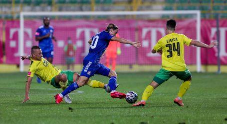 Dinamo iz jedanaesterca do pobjede na Drosini