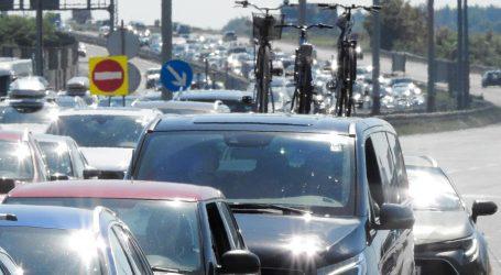HAK upozorava vozače da izbjegavaju granični prijelaz Karavanke i koriste alternative granične prijelaze