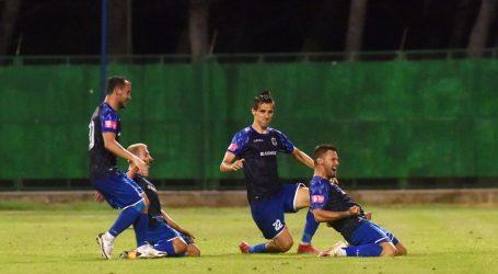 Leon Benko pogotkom u 89. minuti donio pobjedu Varaždinu protiv Šibenika na Šubićevcu