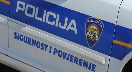 Vozačica kod Biograda ukrala gorivo, bježala policiji pa auto ostavila u šumi