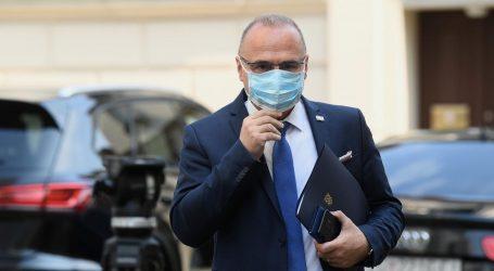 Ministar Grlić Radman razgovarao s libanonskim kolegom Wehbeom