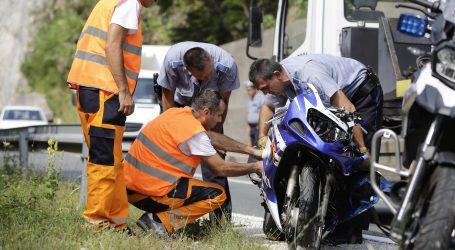 U prometnoj nesreći na Cresu poginuo motociklist
