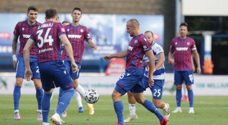 Hajduk preko prekida do pobjede u Gradskom vrtu