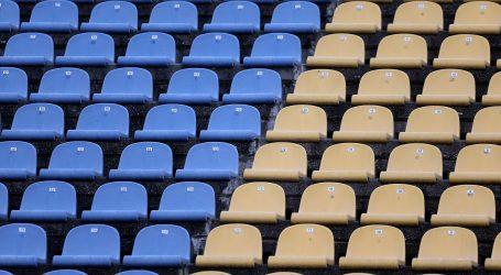 Bez gledatelja do daljnjega na utakmicama Prve HNL