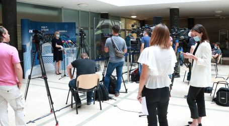 U Zagrebu 30 novih slučajeva, Šostar najavljuje da će sutra biti porast novooboljelih