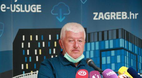 U Zagrebu 93 novooboljelih zaraze koronavirusom