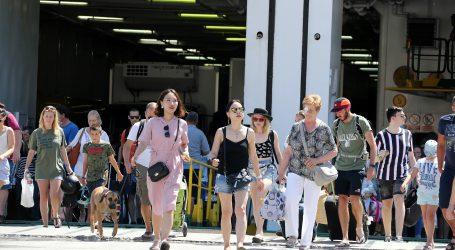 U lipnju najveći pad turizma: 72 posto manje noćenja i dolazaka nego lani