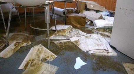Rok za prijavu štete od poplava u Zagrebu do petka u podne