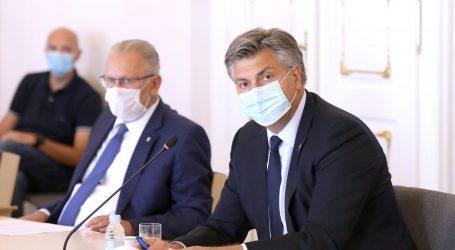Plenković komentirao proširenje istrage protiv Rimac, Beroš kaže da stanje s koronom nije dobro