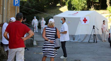 Lokalni stožeri javljaju o više od 300 zaraženih: U Splitsko-dalmatinskoj županiji 114 novih slučajeva