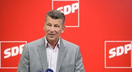 Marino Percan najavio kandidaturu za predsjednika SDP-a