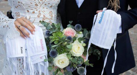 Vladine nove mjere: Najesen nigdje bez maske, vjenčanja s maksimalno 30 ljudi?