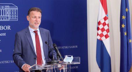 Predsjednik Sabora uputio sućut u povodu odlaska akademika Maroevića