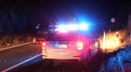 Teška prometna nesreća na Jadranskoj magistrali, poginule tri osobe