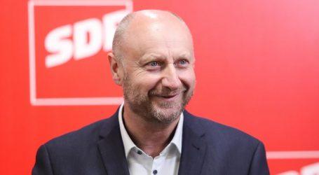 Željko Kolar predao kandidaturu za predsjednika SDP-a