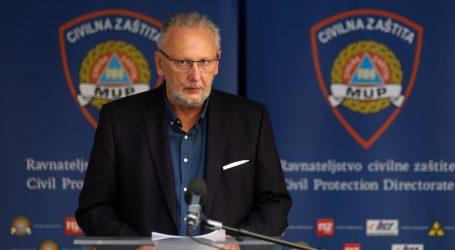 Božinović objasnio zašto su počeli objavljivati broj zaraženih ujutro