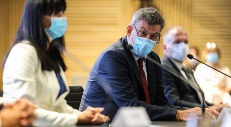 Fuchs na sastanku Svjetske zdravstvene organizacije o održavanju nastave