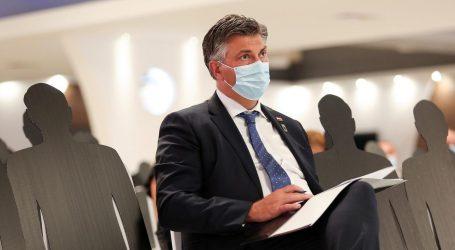 Plenković želi da na crvenoj listi budu županije, a ne cijela država