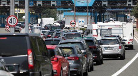 U prometu moguće gužve i čekanja na granicama