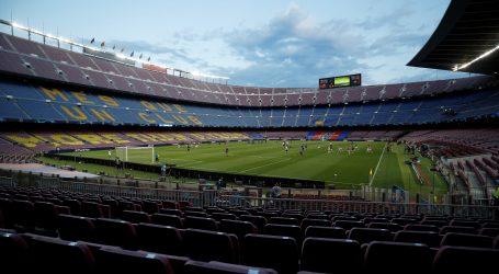 Igrač Barcelone pozitivan na COVID-19, nije bio u kontaktu s kadrom za Ligu prvaka