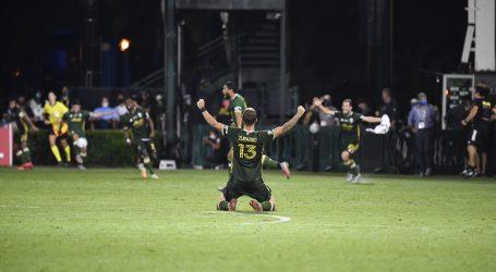 Prvijencem Župarića Portland Timbersi osvojili MLS turnir