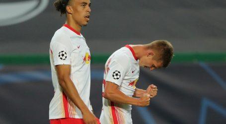 Liga prvaka: Leipzig u polufinalu, bivši Dinamovac Olmo dao gol