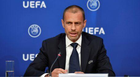 Predsjednik UEFA-e: Nadam se da će Euro 2020. ostati u istom formatu, uz gledatelje