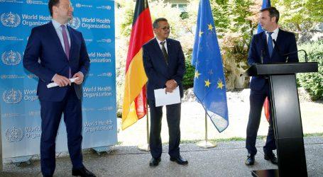 Francuska i Njemačka zbog Trumpa odustale od reforme WHO-a