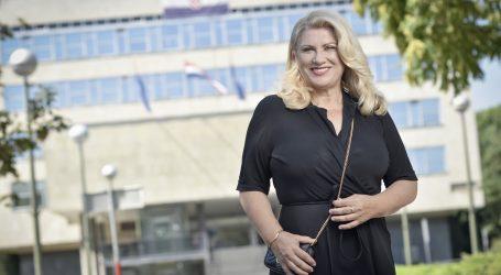 Škare Ožbolt: 'Kod mene kao gradonačelnice Zagreba kumovi neće raditi, a svjesna sam da ću gradsku blagajnu zateći praznu'
