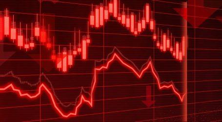 Hrvatsko gospodarstvo u drugom tromjesečju palo rekordnih 15 posto!