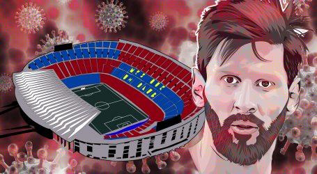Messijev 'rat' protiv Barcelone: Odbio se testirati na koronavirus