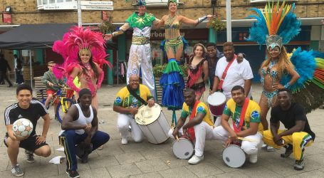 London prebacio karneval online, policija će prekidati ulične zabave