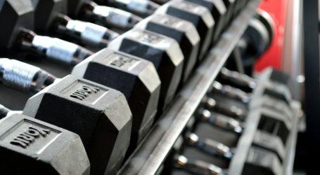 Stožer dopustio rad teretanama i fitness centrima