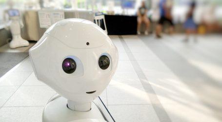 Roboti zaduženi za suzbijanje koronavirusa na Tajlandu