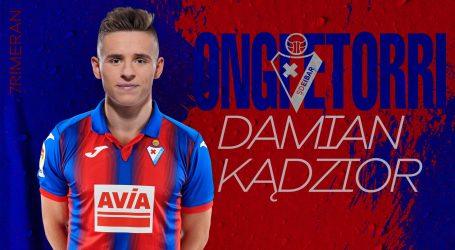 Kadzior službeno transferiran iz Dinama u redove španjolskog prvoligaša