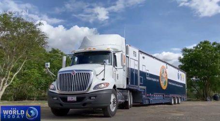 Florida nabavila kamion-mobilnu bolnicu iz Meksika