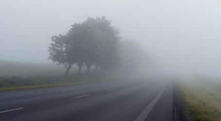 HAK: Magla u Lici, prometna nesreća na A1