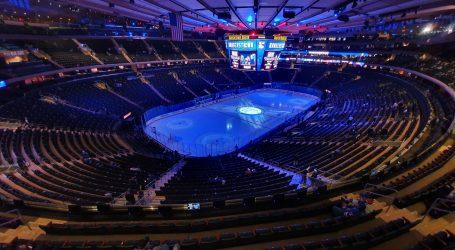 Odgođene utakmice i u NHL-u