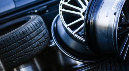 Pogledajte kako izgleda unutrašnjost automobilske gume tijekom vožnje