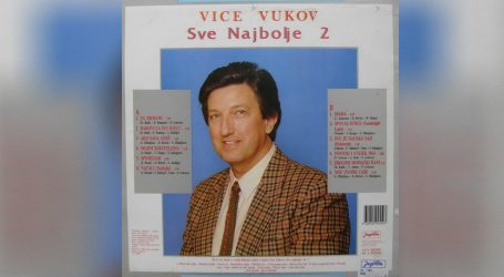 Vice Vukov – ime za glazbeni evergreen