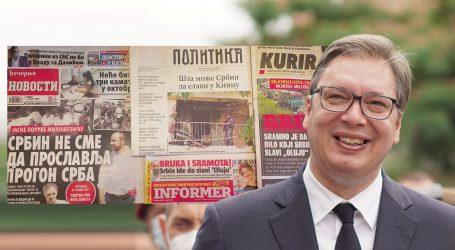 ODLAZAK HRVATSKIH SRBA U KNIN težak je udarac za Vučića usred kaotične borbe protiv koronavirusa