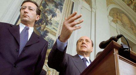 OBRAČUN U TALIJANSKOM VRHU: Fini na udaru reketa Berlusconijeva lista