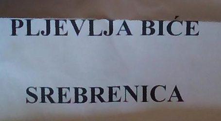 "VELIKOSRBI PRIJETE: ""Pljevlja biće Srebrenica"""