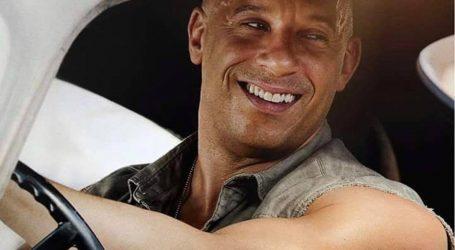 """Glumačka zvijezda Vin Diesel objavio singl """"Feel Like I Do"""""""