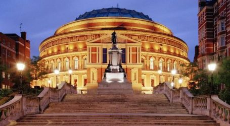 Royal Albert Hall pred financijskim slomom