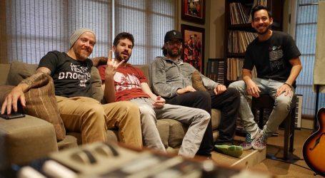 Polusatni dokumentarac o snimanju albuma grupe Linkin Park od sada i na Youtubeu