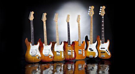 Nikada u povijesti Fender nije prodao toliko gitara kao ove godine