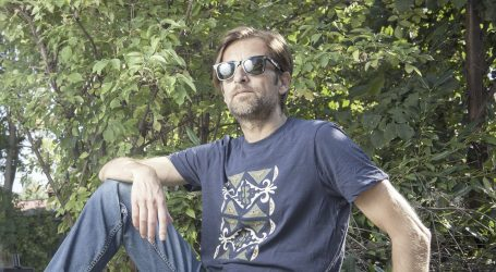 ALEKSANDAR LJILJAK: 'Kao autor trebam samoizolaciju u kojoj neometano radim'