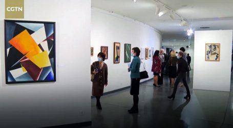 Moderna ruska izložba rekonstruirala avangardnu umjetnost